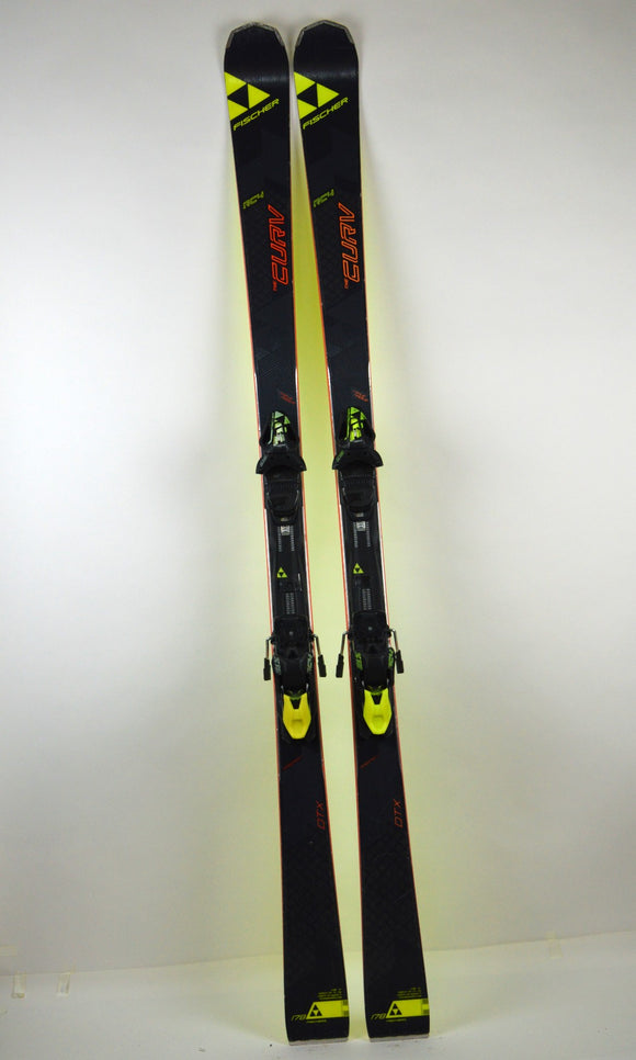 Ski Fischer RC4 The Curv DTX - Mountain Lab