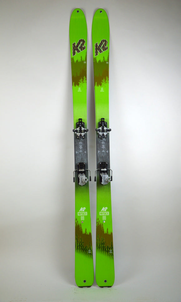 Ski K2 Wayback 88 (2020) + Plum Guide (NIEUW) - Mountain Lab