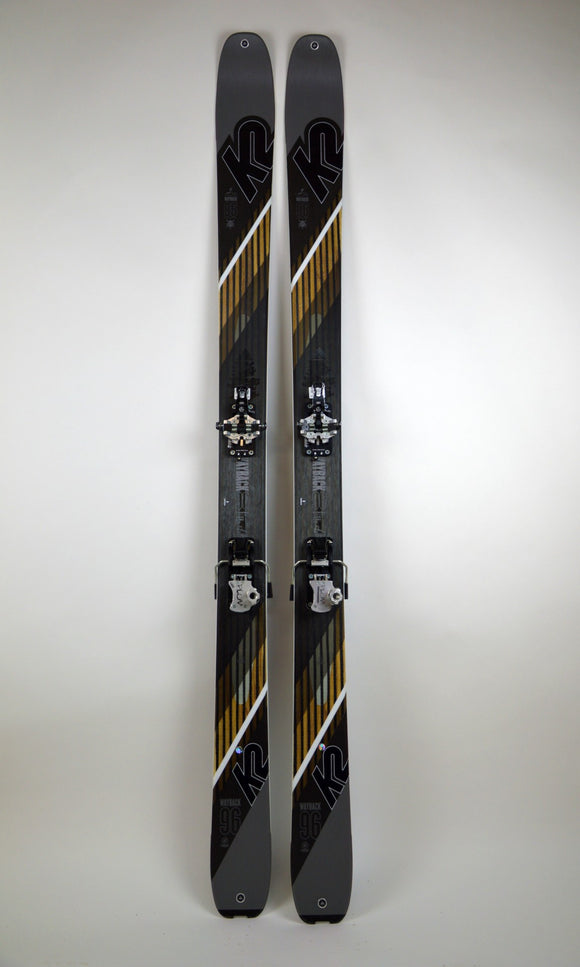 Ski K2 Wayback 96 (2020) + Plum Guide (NIEUW) - Mountain Lab