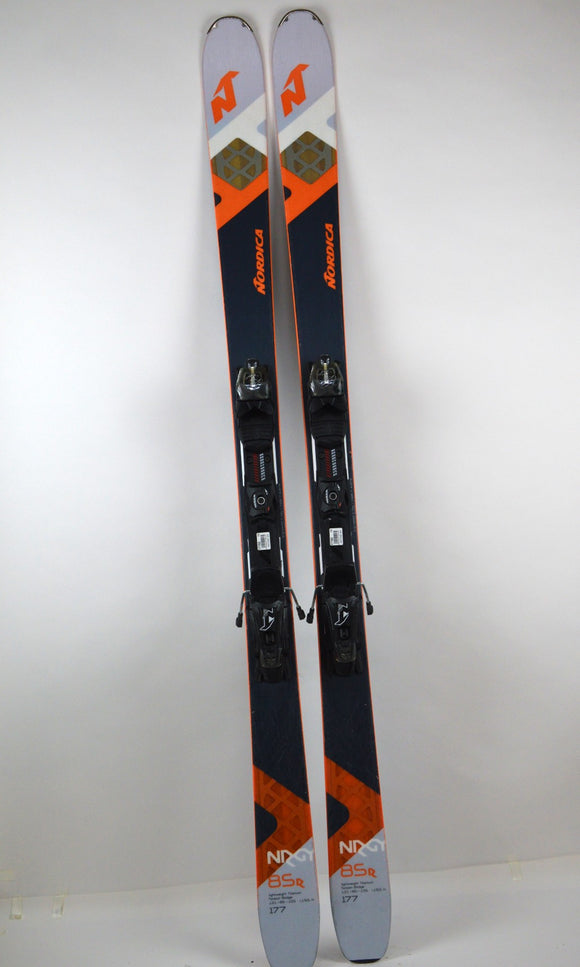 Ski Nordica Nrgy 85 - Mountain Lab