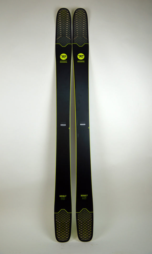 Rossignol Soul 7 HD (2020) - Mountain Lab