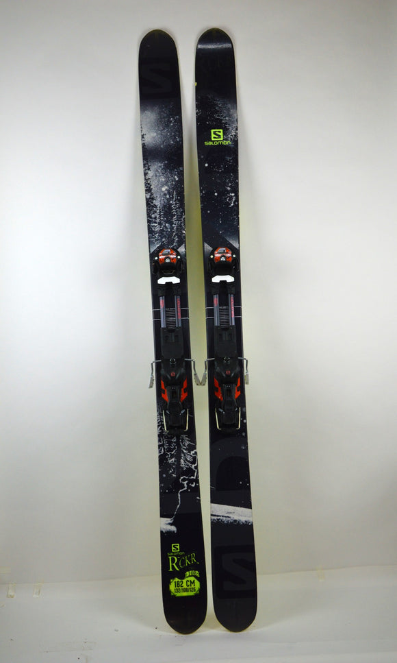 Ski Salomon Rocker 2 + Salomon Guardian - Mountain Lab