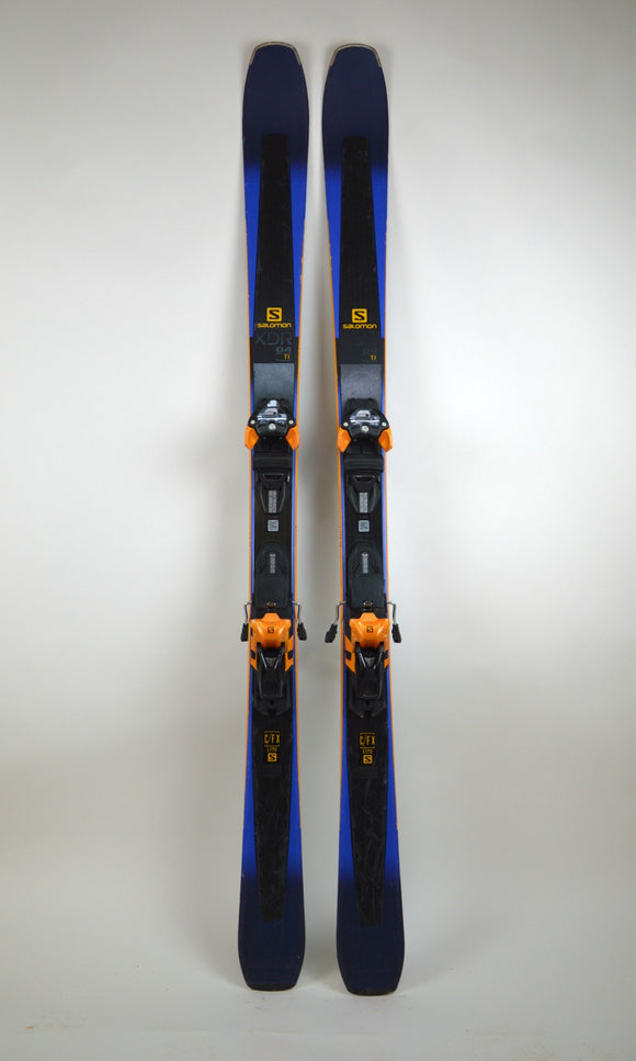 Ski Salomon XDR 84ti - Mountain Lab