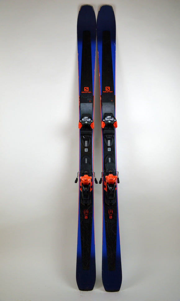 Ski Salomon XDR 88ti - Mountain Lab
