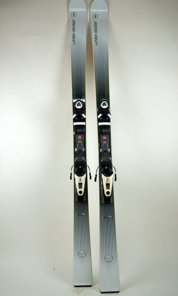 Ski White Doctor LT8 - Mountain Lab