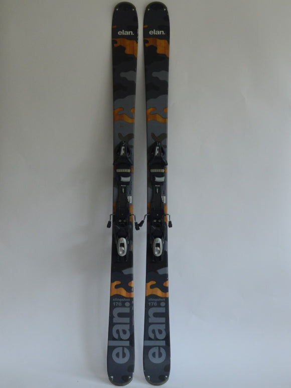 Ski Elan Slingshot - Mountain Lab