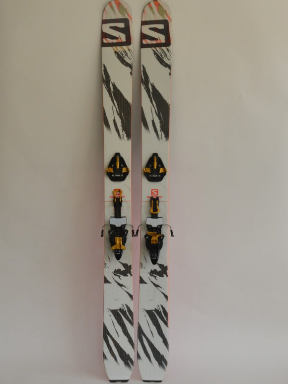 Ski Salomon MTN Lab + Marker Kingpin binding - Mountain Lab