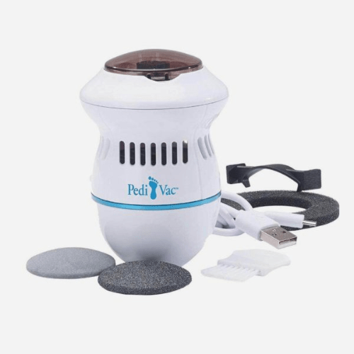 Rechargeable Vacuum Feet & Hands Dead Skin Remover