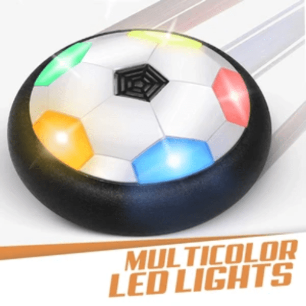 Indoor Hover Soccer- Joy your children and pets