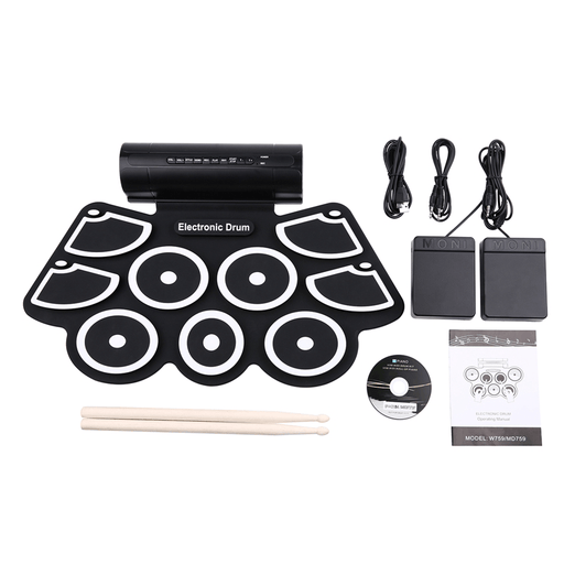 Portable Electronic Drum MD760