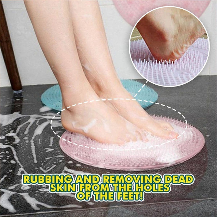 Essential Artifact For Bathing-Foot Wash Massage Pad