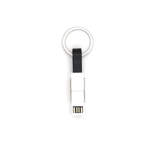 6 in 1 Micro Charging Cable Keychain
