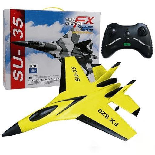 high torque stunt gliding RC aircraft