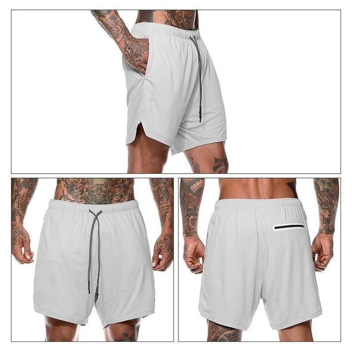 The Secure Pocket 2-in-1 Athletic Shorts