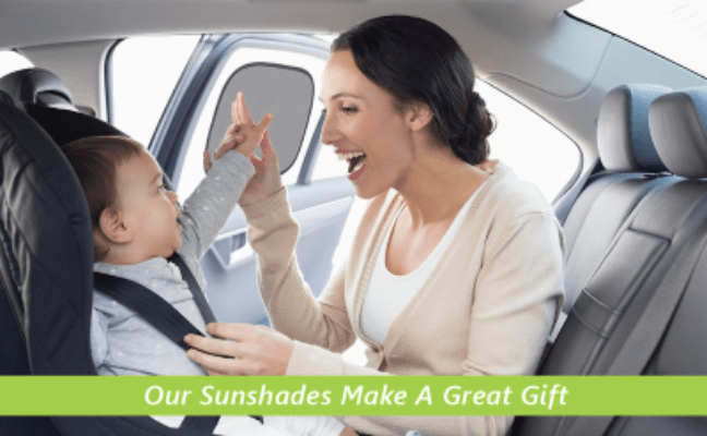 Car Window Shade-protect your kids from sun