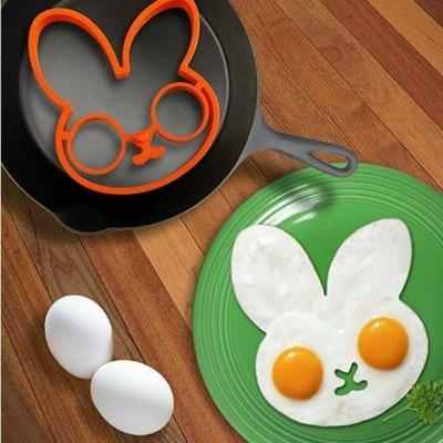 Silicone egg mould-Create your own Omelette