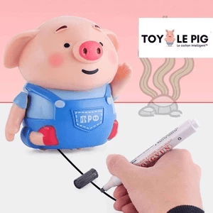 Magical Inductive Toy Pig Pen