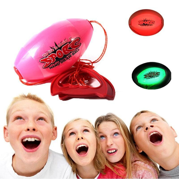 Glowing zoom Balls -Best Gifts for Children