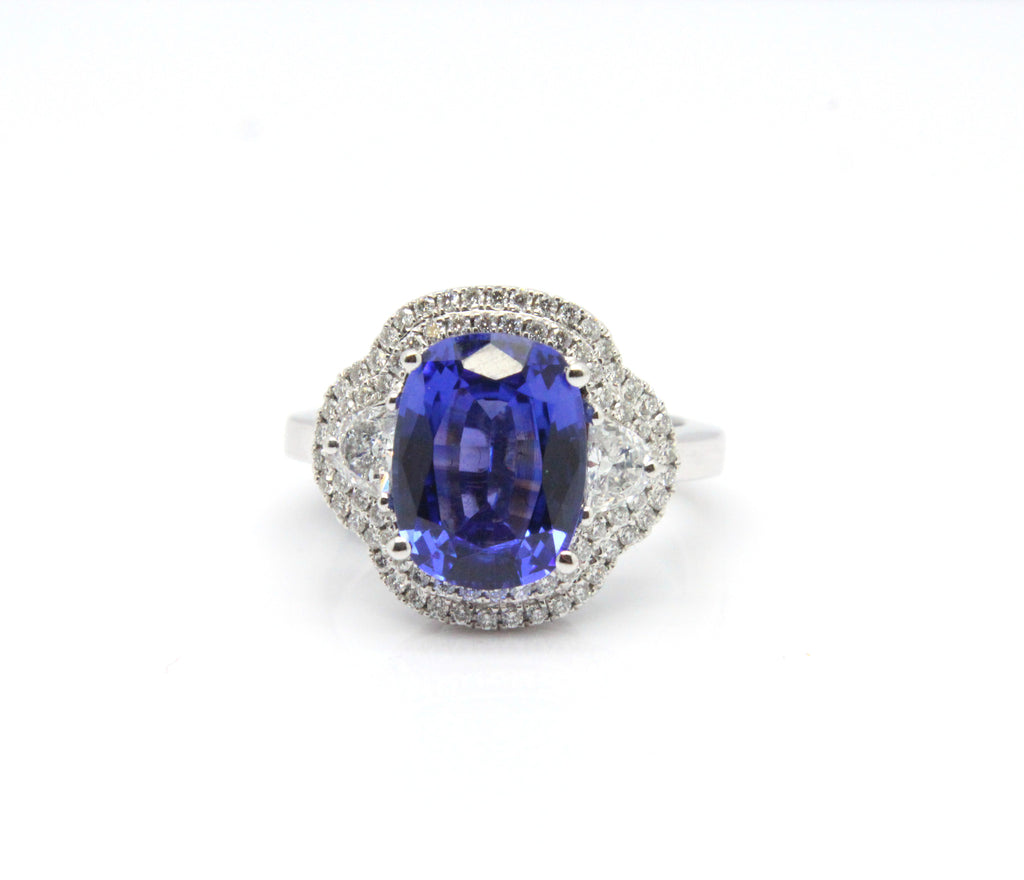 the gemstones liu scale upscale fei magical gems jewellery ring are perfect article white in colour tanzanite bespoke false crop investment diamonds gold changing subsampling with