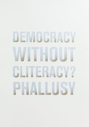 CLITERACY, NATURAL LAW NO. 57