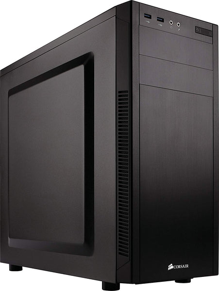 Corsair Carbide Series 100R Silent Edition Quiet Mid Tower Case.CC-9011077-WW
