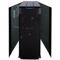 Corsair Obsidian Series 1000D Super Tower Case,CC-9011148-WW