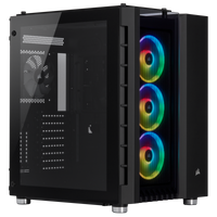Corsair Crystal 680X RGB Tempered Glass