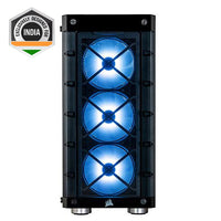 Corsair iCUE 465X RGB ATX Mid Tower Indian Version Cabinet, CC-9011188-ABA