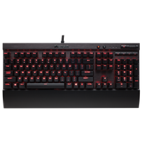 CORSAIR KEYBOARD K70 MX RED-RED LED - LUX,CH-9101020-NA