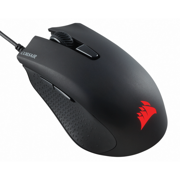 Corsair Gaming Harpoon RGB Gaming Mouse, Backlit RGB LED, 6000 DPI, Optical Sensor,CH-9301011-AP