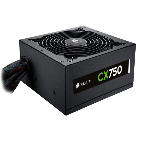Corsair CX750 Bronze Power Supply,CP-9020123-UK