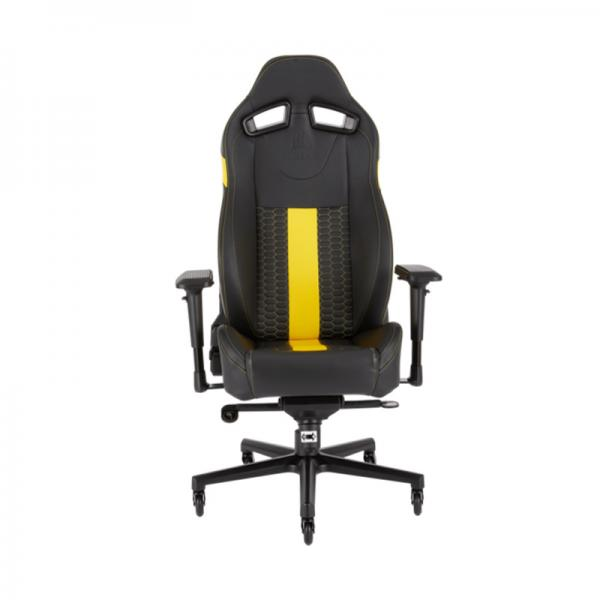 Corsair T2 ROAD WARRIOR (Black/Yellow)
