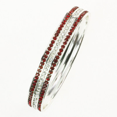 Seasons Jewelry Alabama Bangle Bracelet