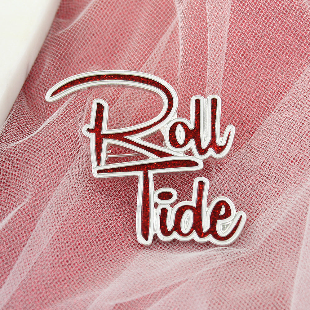 Alabama Slogan Pin