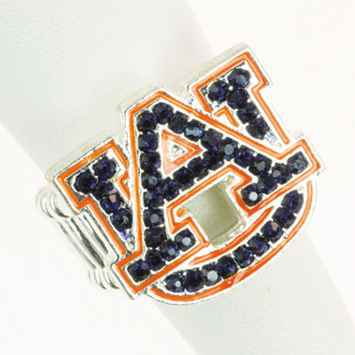 Seasons Jewelry Auburn Stretch Ring