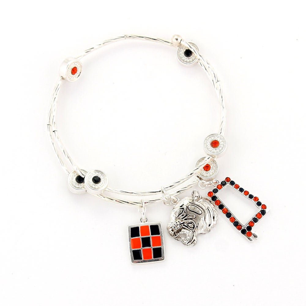 Auburn Traditions Wrap Bracelet