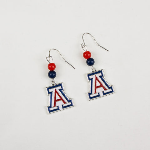Arizona Logo Earrings