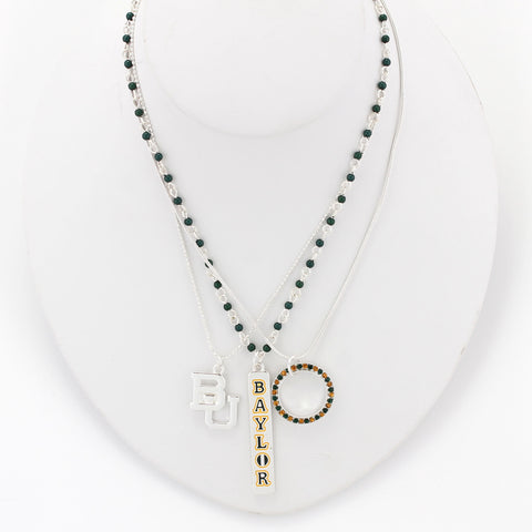 Baylor Trio Necklace Set