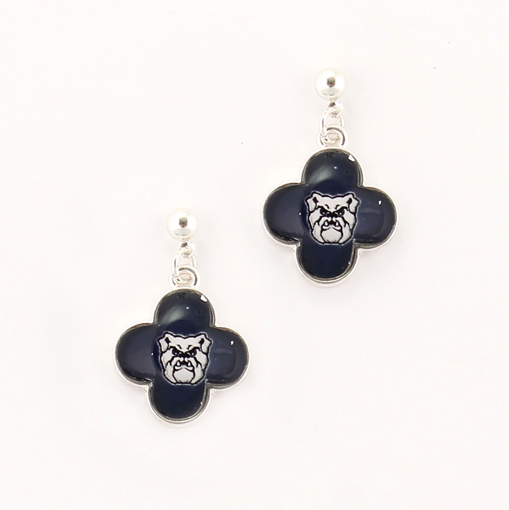 Butler Quatrefoil Earrings