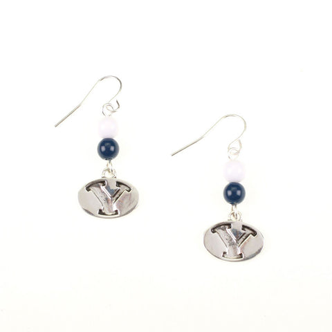 Seasons Jewelry BYU Logo Earrings