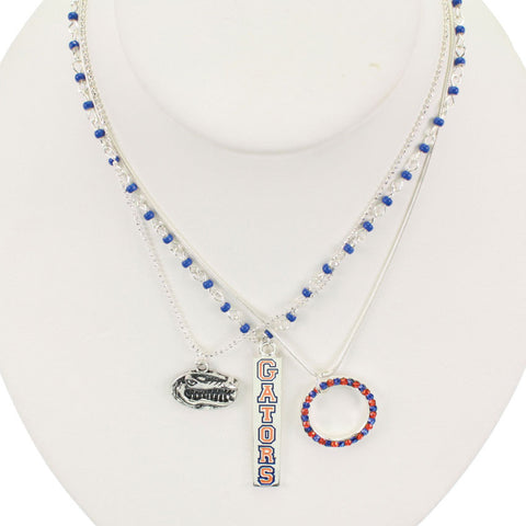 Seasons Jewelry Florida Trio Necklace