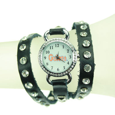 Seasons Jewelry Florida Logo Wrap Watch