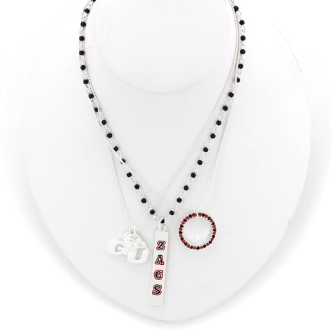Gonzaga Trio Necklace Set