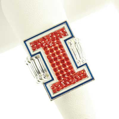 Seasons Jewelry Illinois Stretch Ring