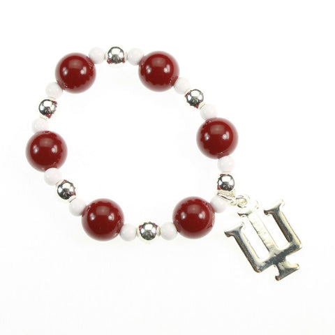 Indiana Bead Stretch Bracelet