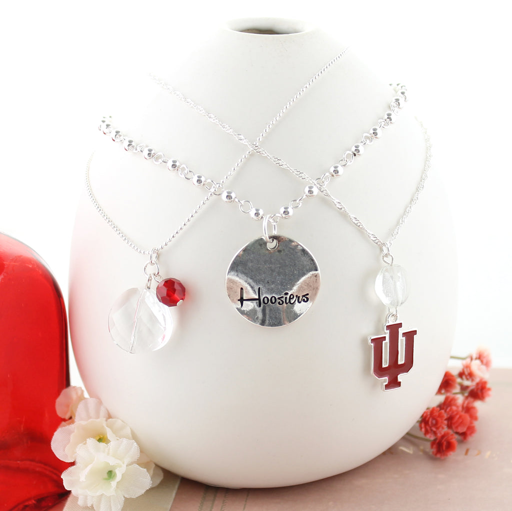 Indiana Trio Necklace Set