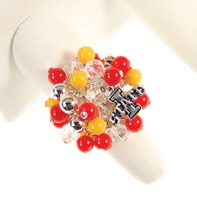 Seasons Jewelry Iowa State Logo Bauble Ring