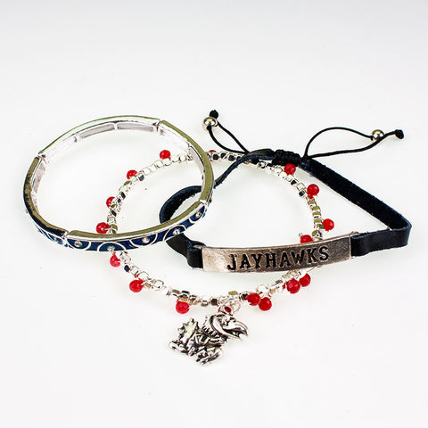 Kansas Trio Bracelet Set