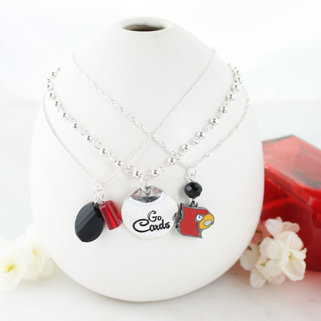 Louisville Trio Necklace Set