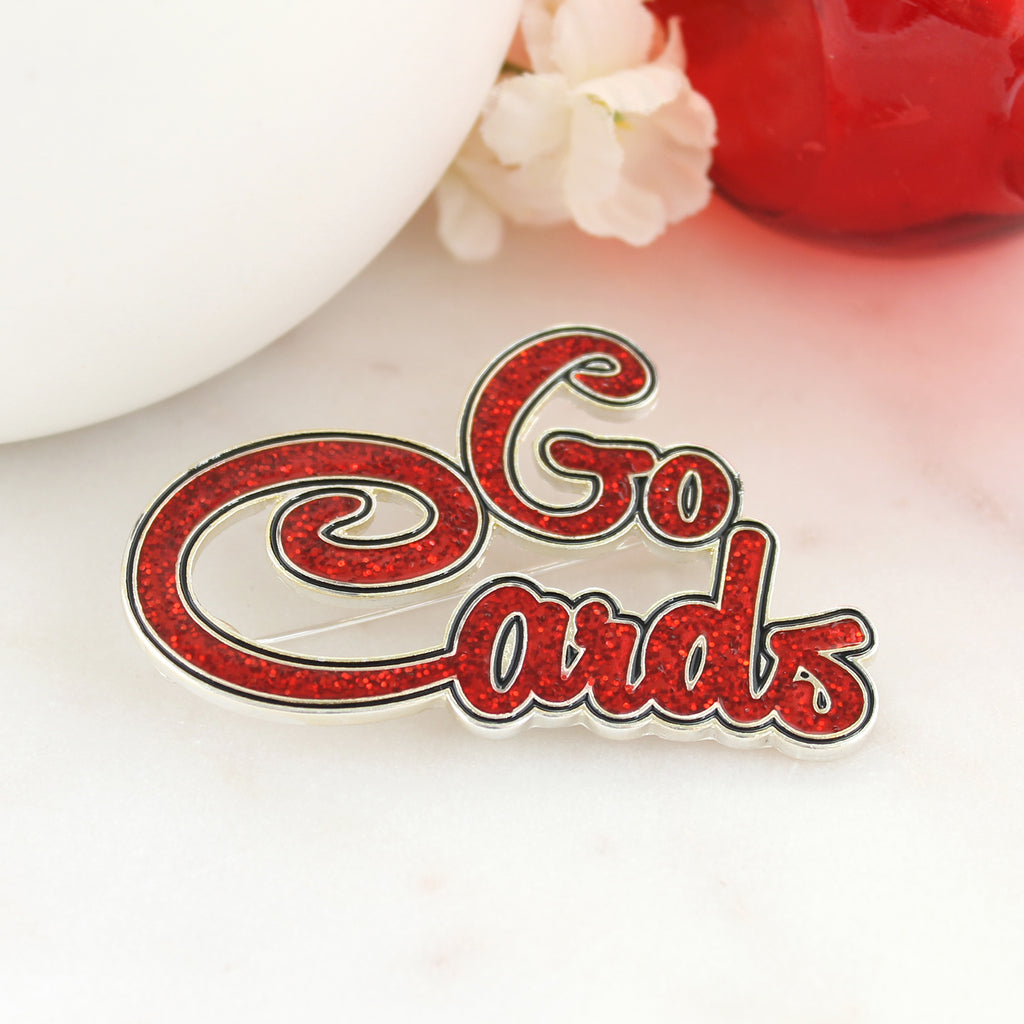 Louisville Slogan Pin